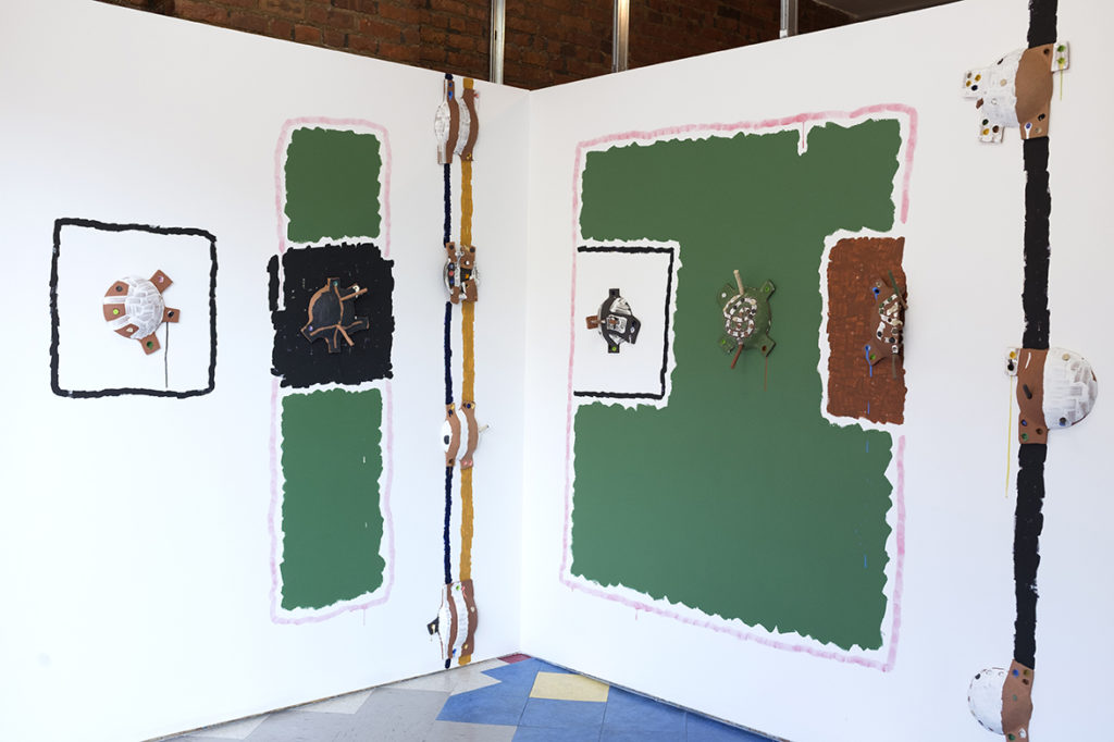 Installation View<br/>